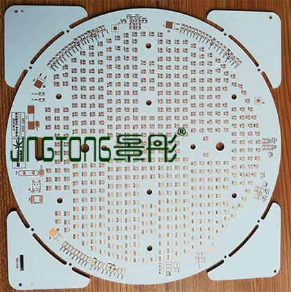 大功率led路灯铝基电路板